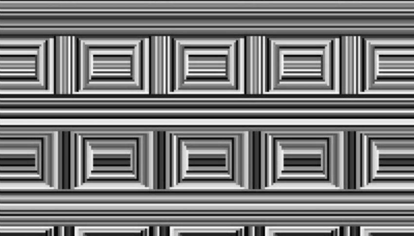 In questo disegno ci sono 16 cerchi. Li vedi?