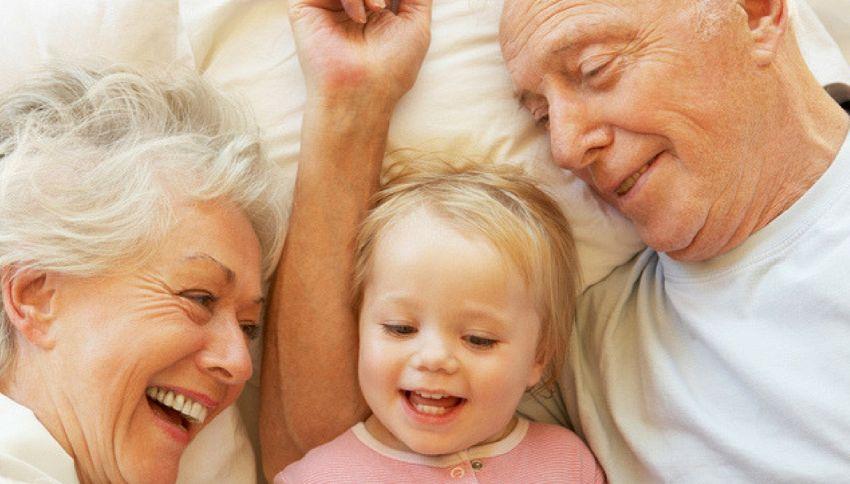 Il 2 ottobre è la Festa dei nonni