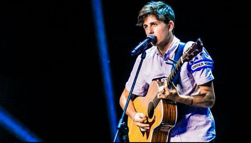 Chi è Gabriele Esposito, eliminato da Arisa e tornato ad X Factor