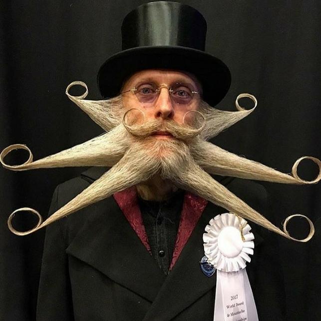 Resultado de imagem para campionato mondiale di barba