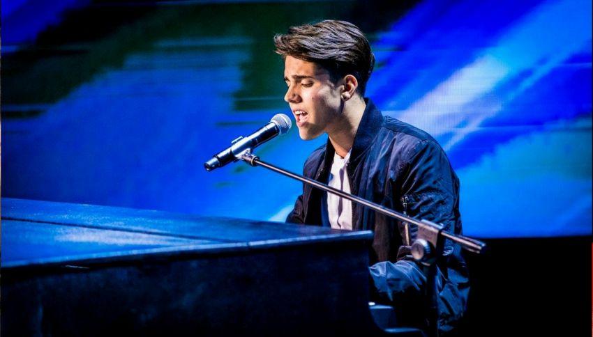 Chi è Luca Marzano il cantante di X Factor rinato dopo il coma
