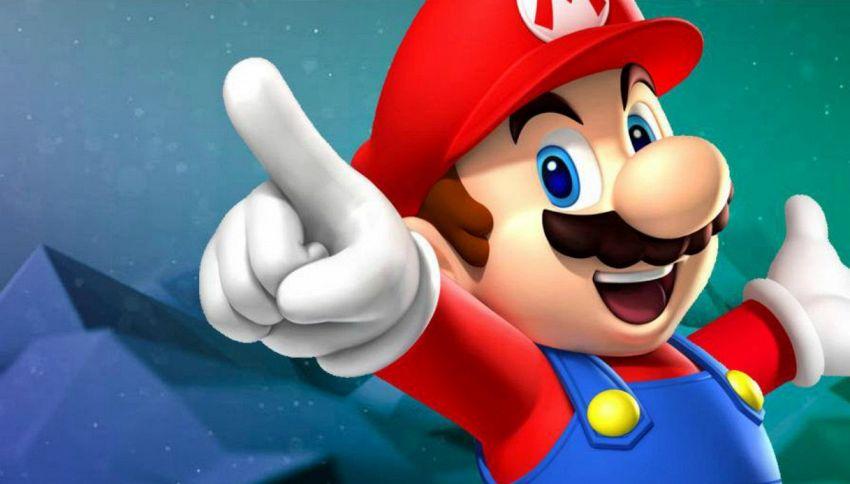 Super Mario non è più un idraulico. Lo dice la Nintendo