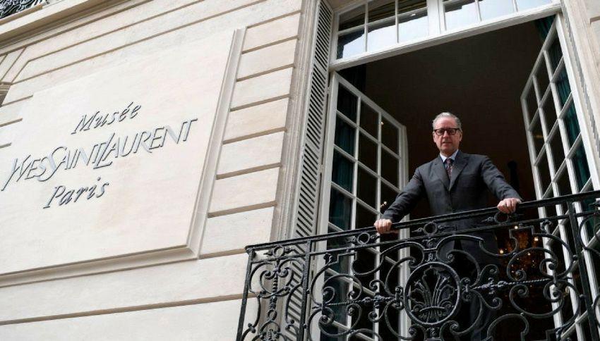 L'atelier di Yves Saint Laurent diventa un museo