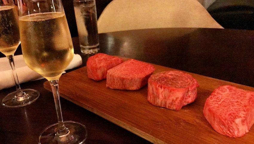 Wagyu: la carne giapponese che costa 150 euro al chilo