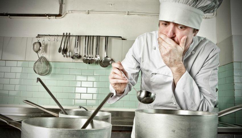 Il peggior cuoco del mondo è italiano ed è una star del web