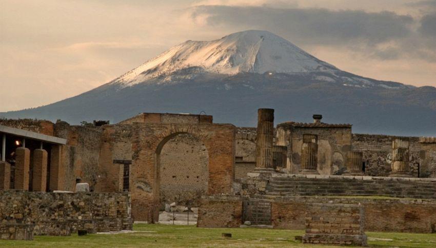 Pompei, scoperta moneta che cambia la storia dell'eruzione