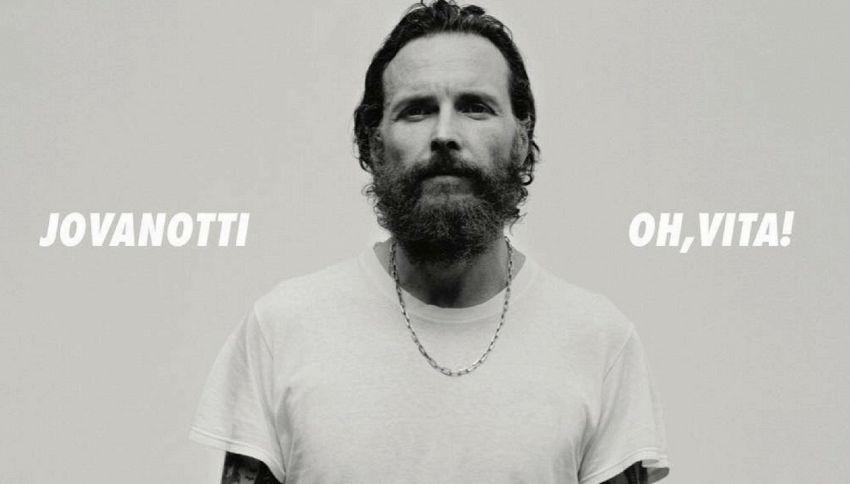 Jovanotti: svelati copertina e titolo del nuovo album