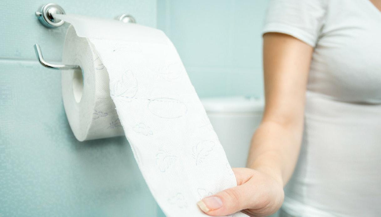 Verso Giusto Carta Igienica il giusto verso della carta igienica? lo svela l'inventore