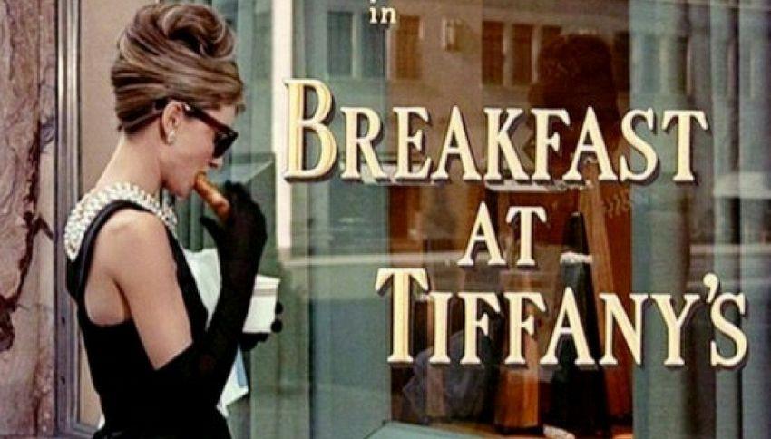 Da oggi si potrà davvero fare colazione da Tiffany