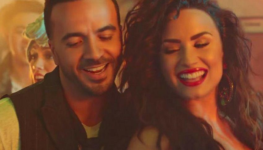 """""""Echame La Culpa"""", la nuova canzone di Luis Fonsi e Demi Lovato"""