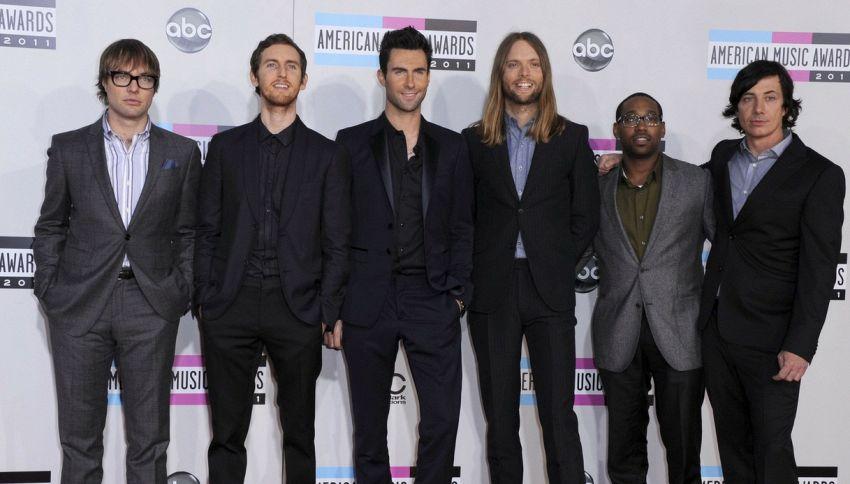 """Maroon 5: """"Red Pill Blues"""" è il nuovo album"""