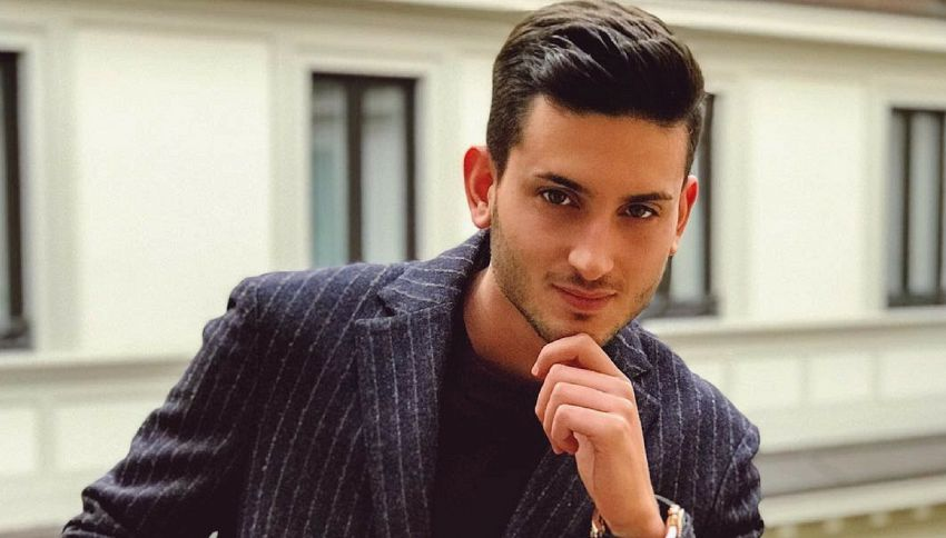 Chi è Matteo Cesari, protagonista di Riccanza 2