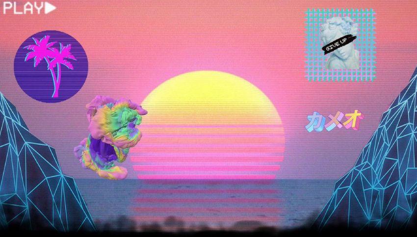 Vaporwave, ecco cos'è questa nuova corrente estetica e musicale
