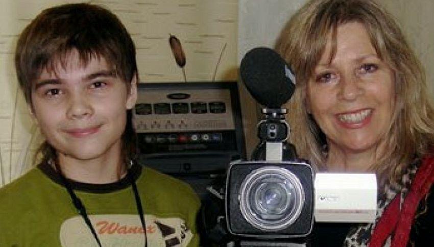 Il piccolo genio russo che dice di essere nato su Marte