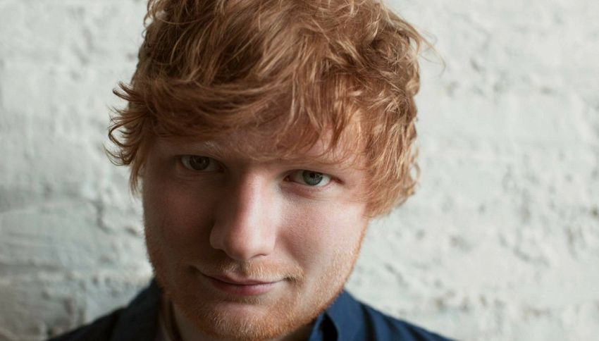 Ed Sheeran e Bocelli duettano in un nuovo singolo