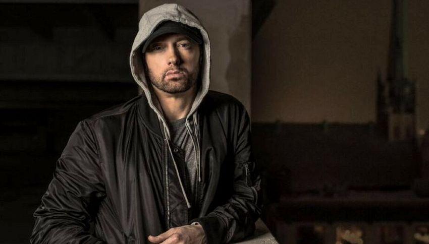 Eminem per la prima volta in concerto in Italia