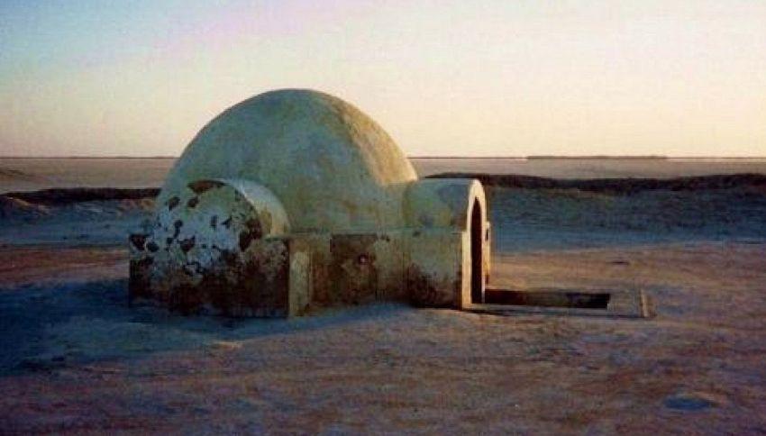 L'igloo di Luke Skywalker esiste davvero: ecco dove si trova