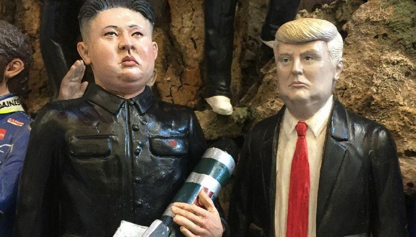Dopo Malgioglio anche Kim Jong-un finisce nel presepe