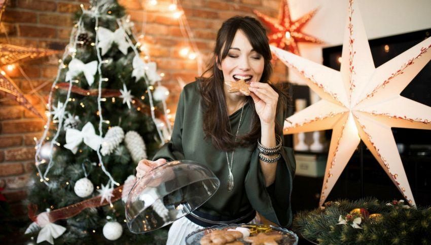 L'ultima moda sono gli addobbi natalizi da mangiare