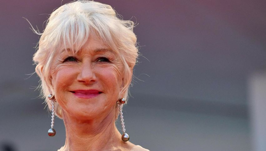 """Ci sono i fantasmi!"" Helen Mirren abbandona la masseria pugliese"