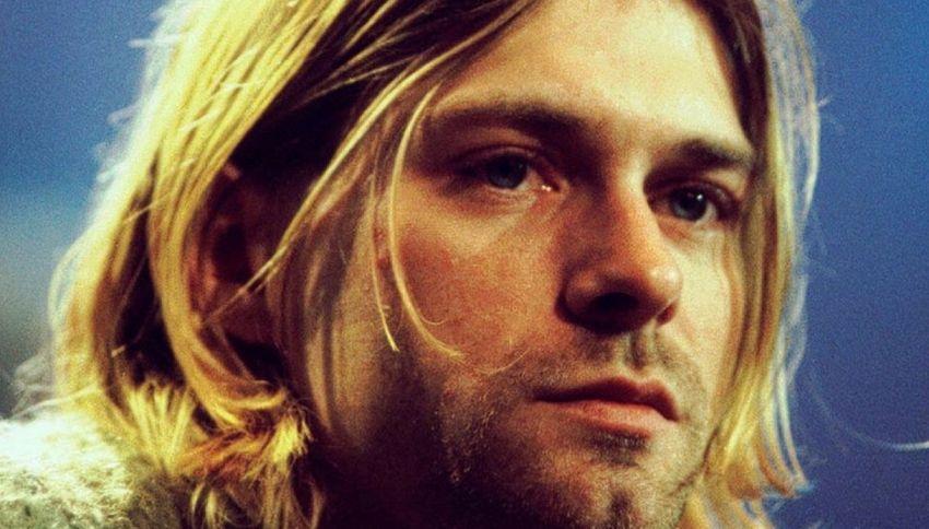 Kurt Cobain, spuntano online 2 ore di inediti regalati ad un fan