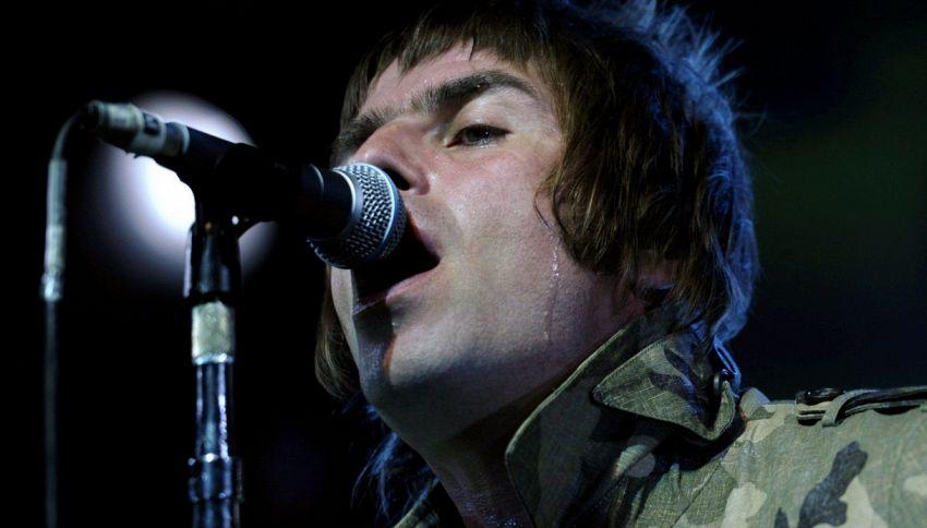 Liam Gallagher sarà ospite di Sanremo 2018