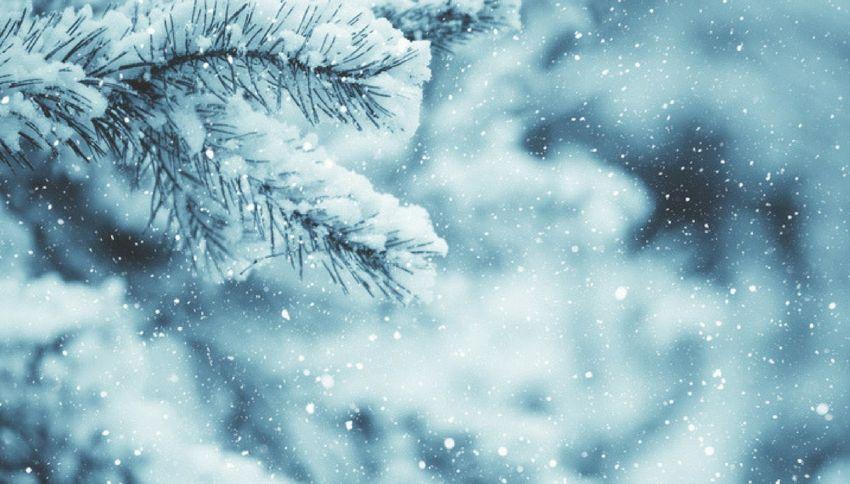Ti piace la neve? Allora la Nasa ha una missione per te