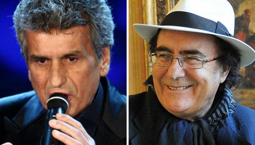 Berlusconi pronto a candidare Toto Cutugno e Al Bano