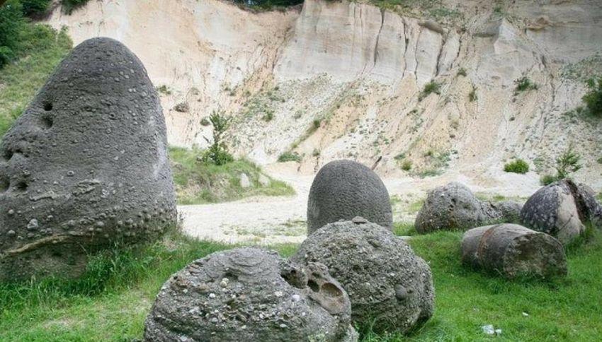 Scoperte le pietre che sono in grado di crescere e riprodursi