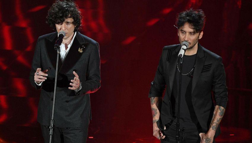 Sanremo 2018, Ermal Meta e Fabrizio Moro a rischio squalifica