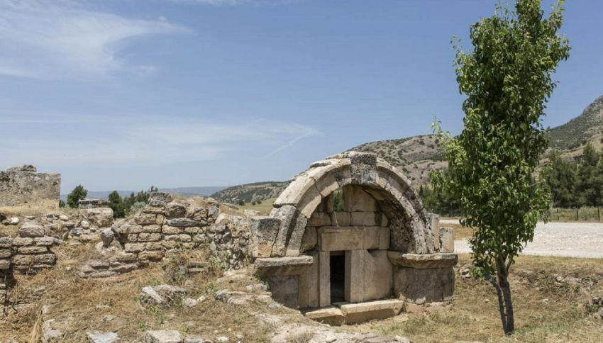 Turchia, il segreto della magia dei sacerdoti dell'Antica Grecia