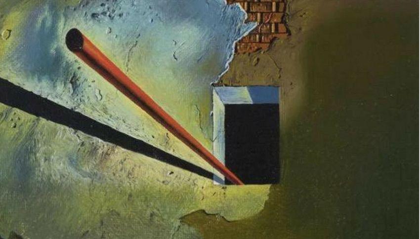 Salvador Dalí, ritrovato un misterioso quadro dopo 75 anni