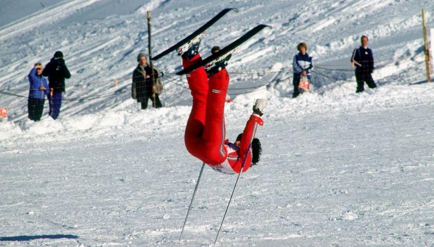 Che ci crediate o no il balletto sugli sci è uno sport