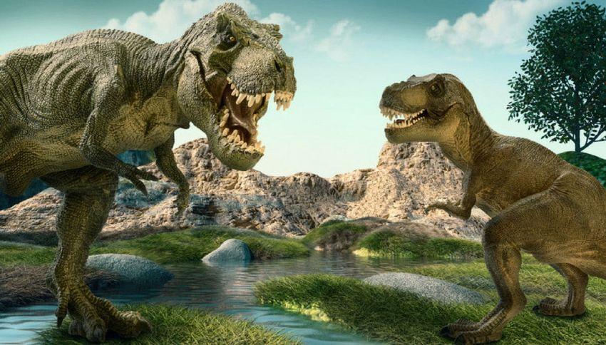 I dinosauri si ammalavano come noi