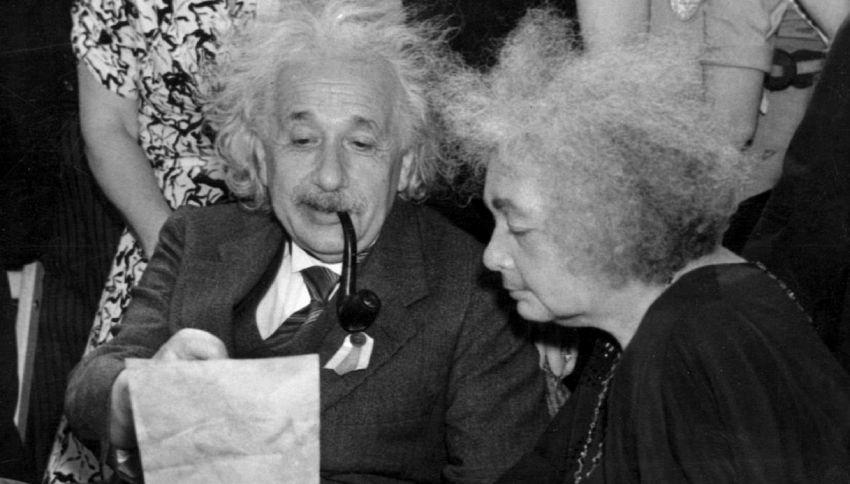 Le lettere segrete di Einstein alla sorella
