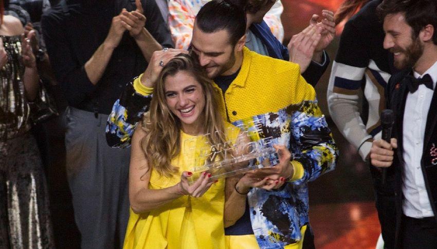 "Cristina Marino e Giulio Berruti vincono ""Dance Dance Dance 2"""