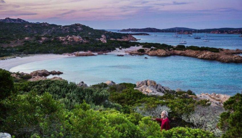 La storia di Mauro, il Robinson Crusoe di Budelli, in Sardegna