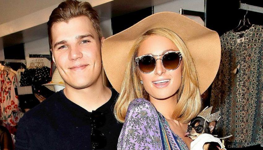 Paris Hilton ha perso l'anello di fidanzamento da 2 milioni