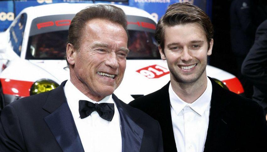 Chi è Patrick, figlio di Arnold Schwarzenegger