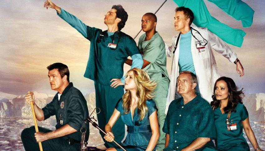 """Zach Braff: """"Un film su Scrubs sarebbe un sogno ad occhi aperti"""""""