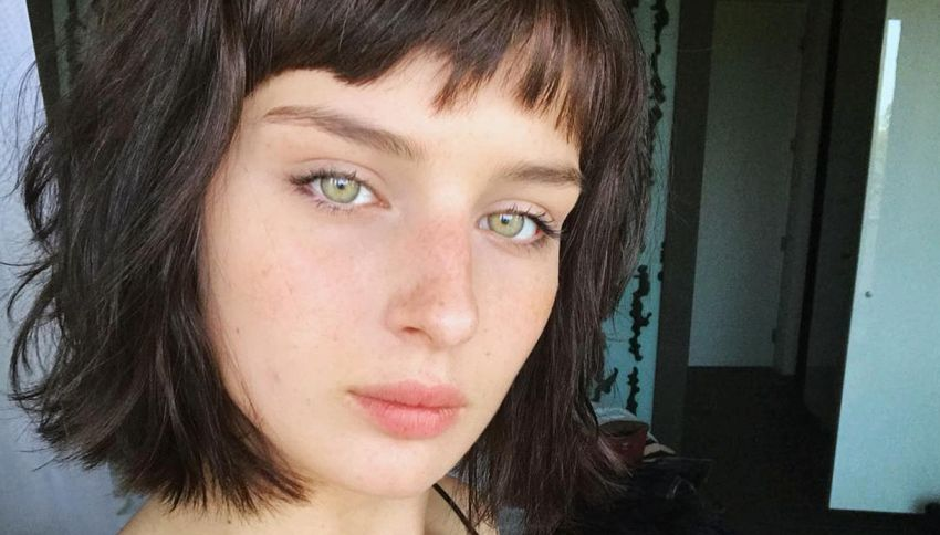 """Chi è Alice Pagani, una dei protagonisti di """"Loro"""" di Sorrentino"""