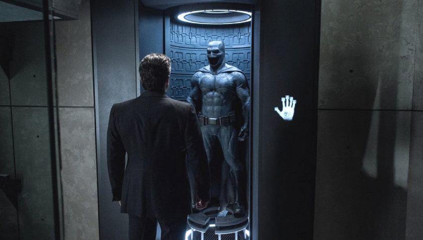 Batman: la lavorazione del nuovo film slitta al 2019