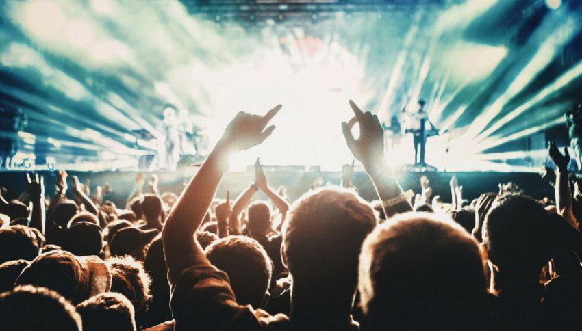 Andare ai concerti fa vivere più a lungo: lo dice la scienza