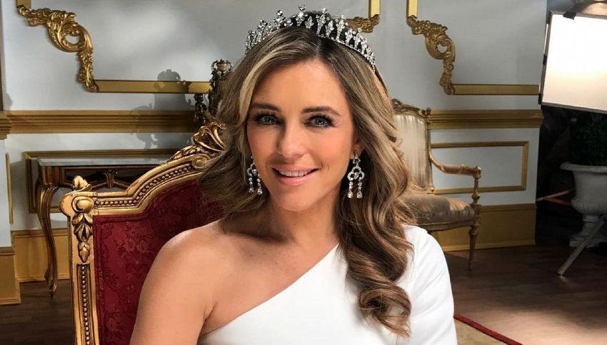 """Chi è Elizabeth Hurley, regina di Inghilterra in """"The Royals"""""""