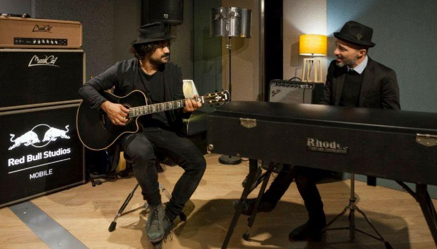 """Ultra Pharum"", il nuovo brano di Samuel & Mannarino"