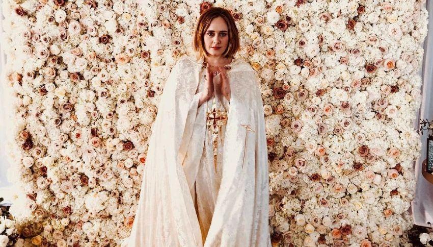 "Adele sacerdotessa su Instagram: ""Ho celebrato un matrimonio"""