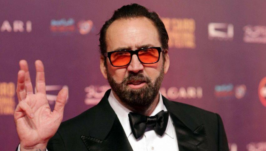 Nicolas Cage dirà addio al cinema entro 4 anni