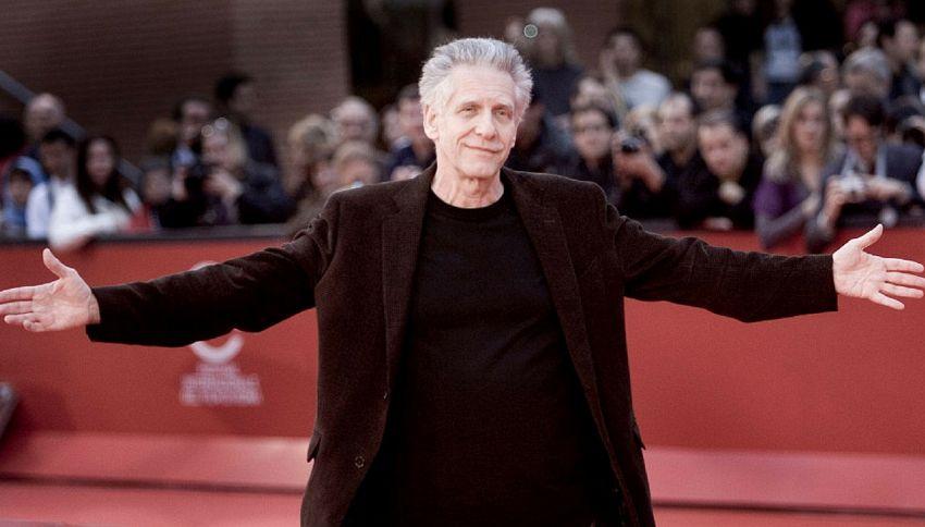 Mostra di Venezia: il Leone d'oro alla carriera va a Cronenberg