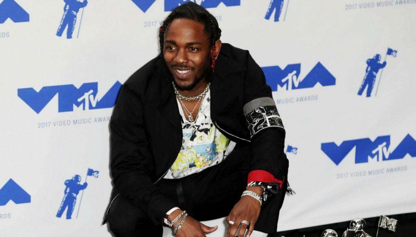 """Kendrick Lamar ha vinto il Pulitzer per """"Damn"""""""