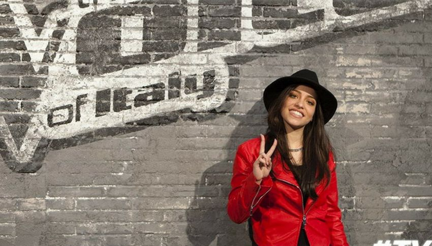Chi è Rosy Castello, concorrente di The Voice 2018